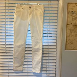 White CAbi Jeans // White CAbi Pants // Slimmie